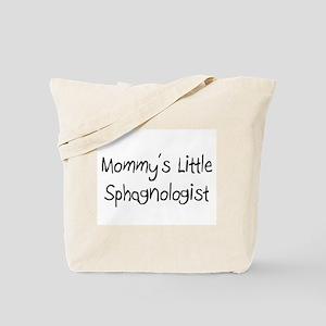 Mommy's Little Sphagnologist Tote Bag