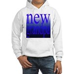 108a. new grandpa [blue grade Hooded Sweatshirt