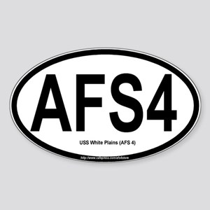 AFS-4 Oval