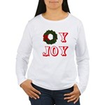 Oy Joy! Women's Long Sleeve T-Shirt