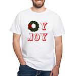 Oy Joy! White T-Shirt