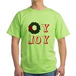 Oy Joy! Green T-Shirt