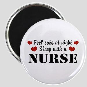 Feel Safe Sleep with a Nurse Magnet