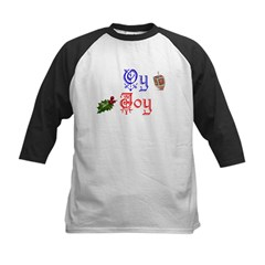 Oy Joy Kids Baseball Jersey