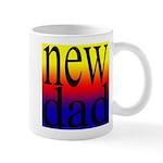 108 dad rainbow back Mug