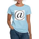 363. @ Women's Pink T-Shirt
