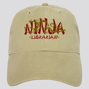 Dragon Ninja Librarian Cap