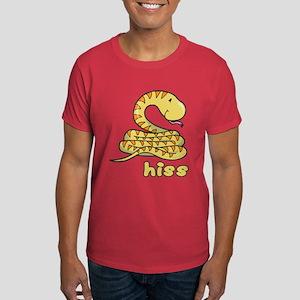 Hiss Snake Dark T-Shirt