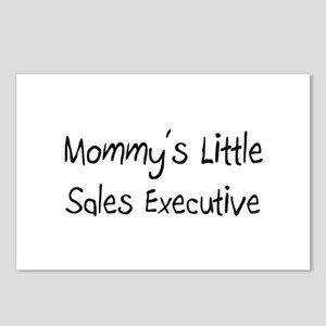 Mommy's Little Sales Executive Postcards (Package