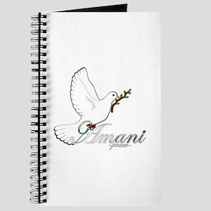 Amani - Peace - Journal