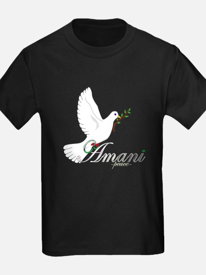 Amani - Peace - T