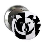 "Bear 2.25"" Button (10 pack)"