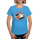 RETRO America- Love it or Leave it! Women's Dark T