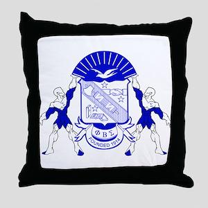 Sigma Throw Pillow