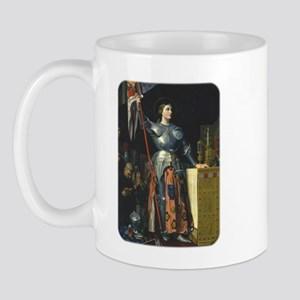 Joan in Armor Mug