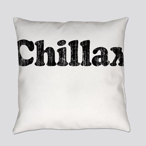 Vintage Chillax Everyday Pillow