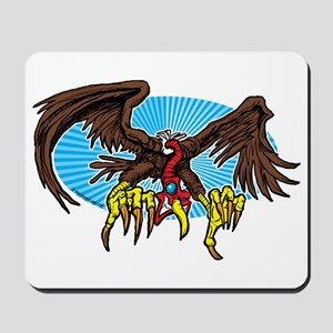 Vulture Attack Mousepad