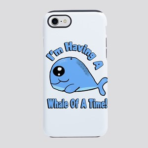 Whale of a Time iPhone 8/7 Tough Case