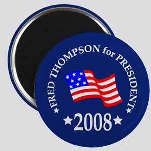 Fred Thompson Buttons & Magne Magnet
