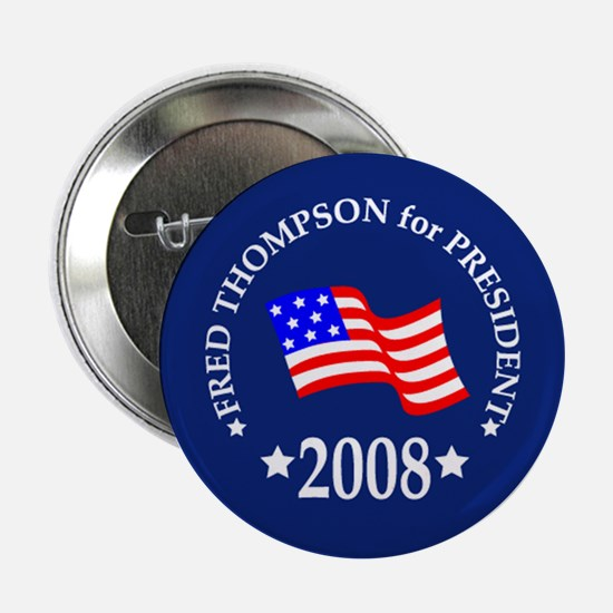 "Fred Thompson Buttons & Magne 2.25"" Button"