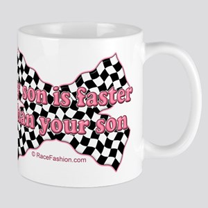 faster Mug