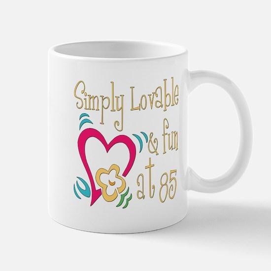 Lovable 85th Mug