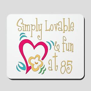 Lovable 85th Mousepad