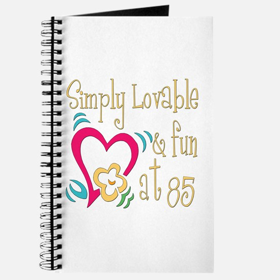 Lovable 85th Journal