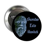 "Socrates 2.25"" Button (10 pack)"
