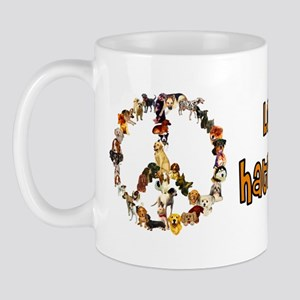 Dogs Of Peace Mug