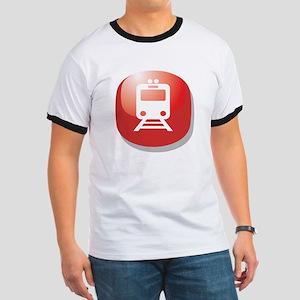 Train Rail Transit Button Ringer T