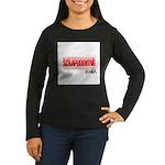 Scrapbooking Rocks Women's Long Sleeve Dark T-Shir