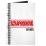 Scrapbooking Rocks Journal