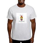 Love Is Scrapbooking Light T-Shirt