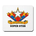 Scrapbook Superstar Mousepad