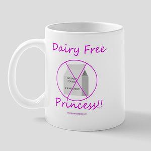 Dairy Free Princess Mug