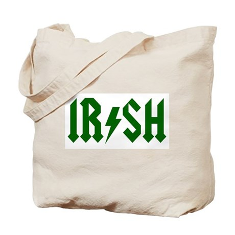 Irish ACDC Tote Bag