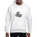 Scrapbookers Remember Beautif Hooded Sweatshirt
