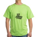 Scrapbookers Remember Beautif Green T-Shirt