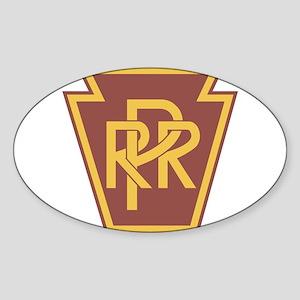 Pennsylvania Railroad Logo Sticker