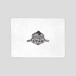 Bryce Canyon - Utah 5'x7'Area Rug