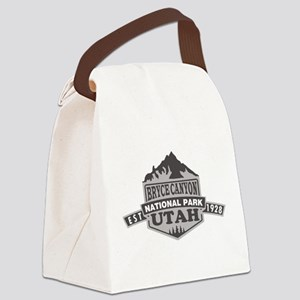 Bryce Canyon - Utah Canvas Lunch Bag