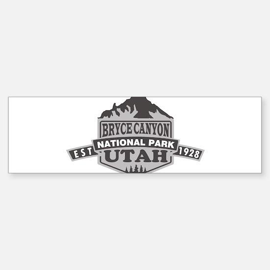 Bryce Canyon - Utah Bumper Bumper Bumper Sticker