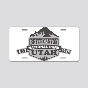 Bryce Canyon - Utah Aluminum License Plate