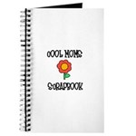 Cool Moms Scrapbook Journal
