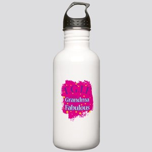 TGIF This Grandma is F Stainless Water Bottle 1.0L