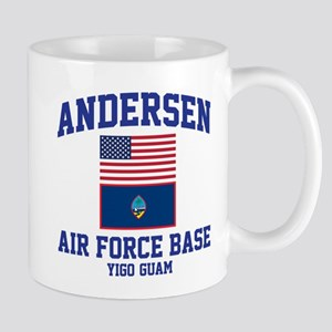 Andersen Air Force Base Guam Mugs