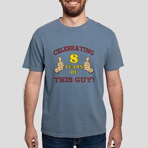 Funny 8th Birthday For Boys T-Shirt