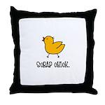 Scrap Chick - Scrapbooking Throw Pillow