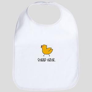Scrap Chick - Scrapbooking Bib